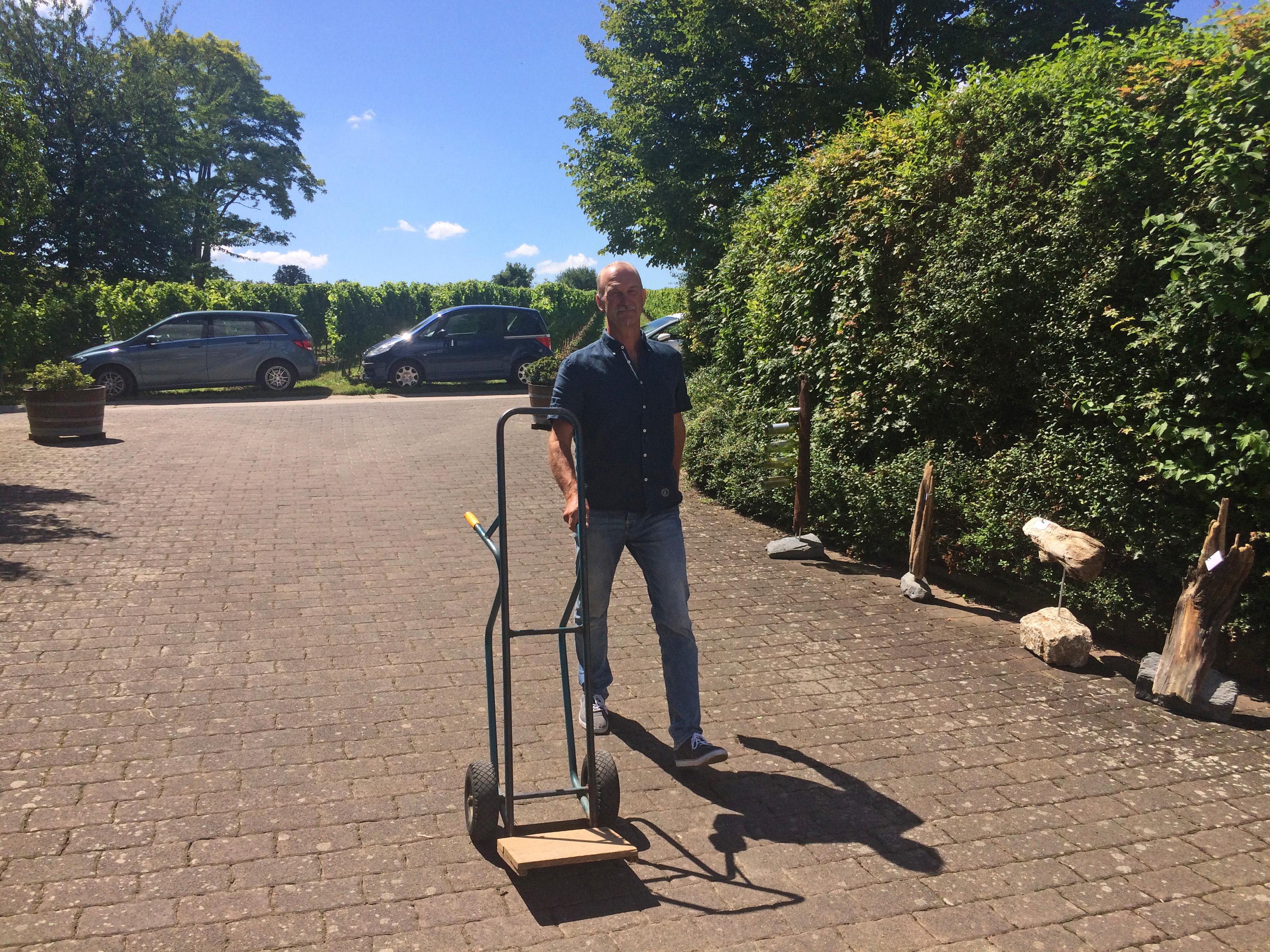Weingut Arno Kern - Ein Sommertag im Weingut 2017