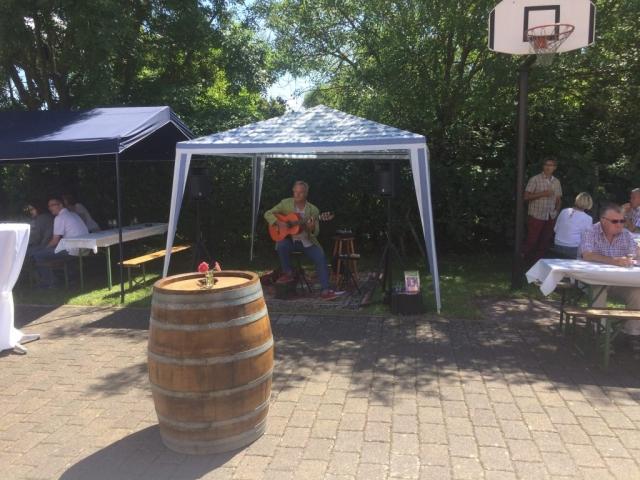 Ein Sommertag im Weingut 2017