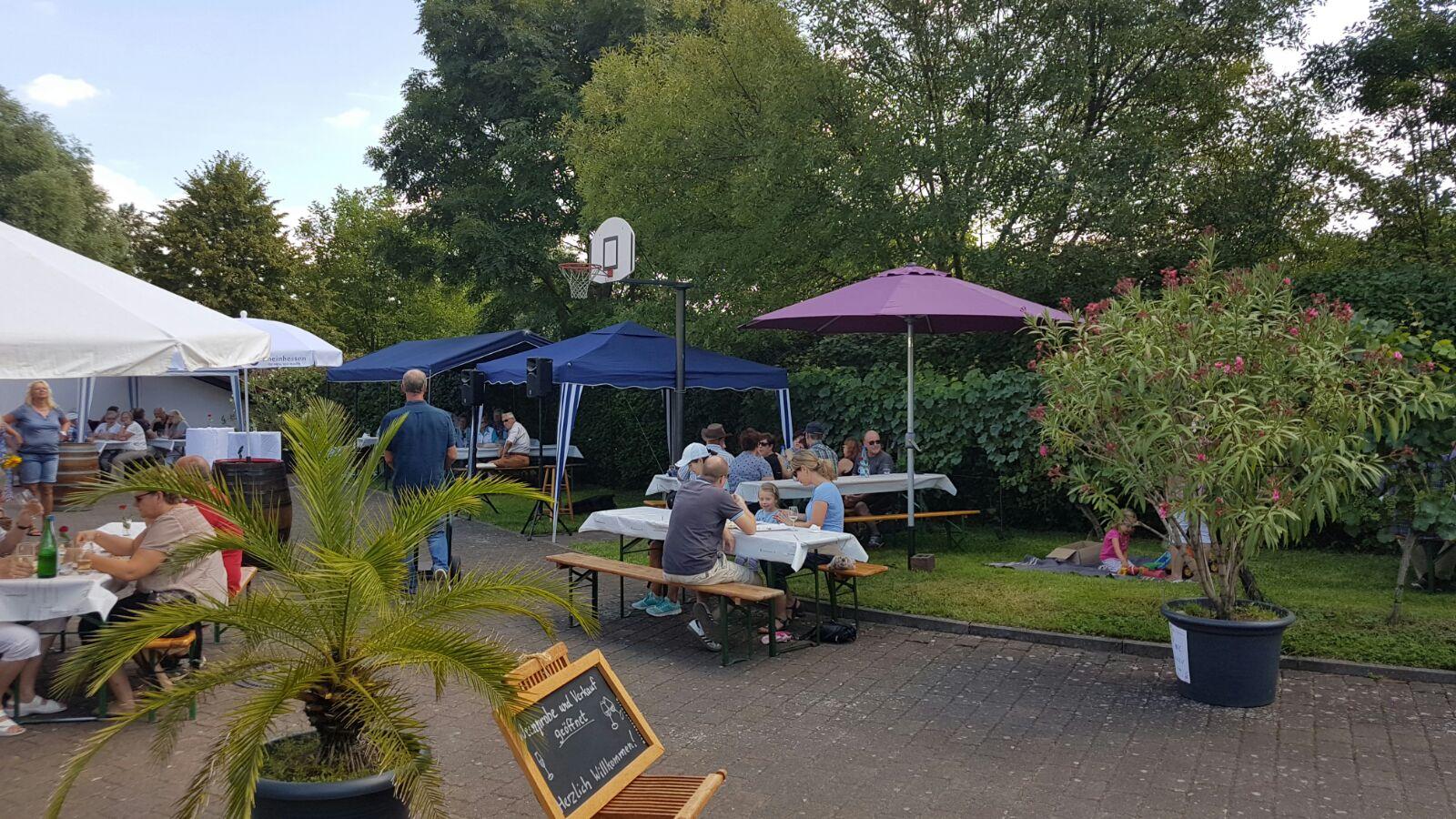 Weingut Arno Kern - Ein Sommertag im Weingut 2016