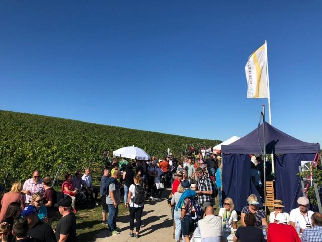 Weingut Arno Kern - Weinprobe am Weinlehrpfad 2019